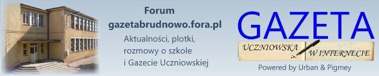 Forum gazetabrudnowo.fora.pl Strona Główna