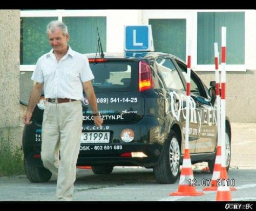 najlepszy instruktor jazdy olsztyn