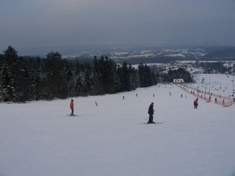 Weremień #Bieszczady #Kiczera #Lesko #narty #Puławy #śnieg #Weremień