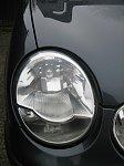 VW Polo 1.9SDI '03 Demontaż przedniego błotnika...