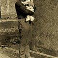 Moja córka /malutka/ i wnuki. #foto #archiwum #córka #wnuki