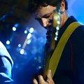 Koncert - Centralnie Pomarańczowi w knajpie U Gienka Okszów/Chełm, 6.2.2009 #koncert #chełm #CentralniePomarańczowi #okszów #Canon400D #Zenitar58mm #rock