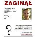 #Kraków #ŁukaszChęciński #małopolskie #PlakatZItaka #Missing #zaginął #AkcjaPlakat #apel #pomóż #MissingPerson
