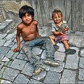 dzieci ulicy :( #dzieci #ulica #portret #Rumunia