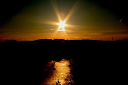 #brodnica #ZachódSłonca #słońce #NiskieBrodno