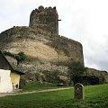 zamek Bolków w jesiennym klimacie #zamek #Bolków