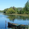 Łódka :) #BorneSulinowo #jeziora #łódka