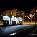miasto noca #tramwaj