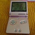 Game Boy Advance SP Pink #Game