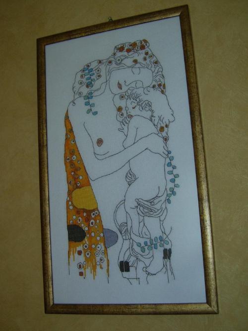 Gustaw Klimt-Macierzyństwo