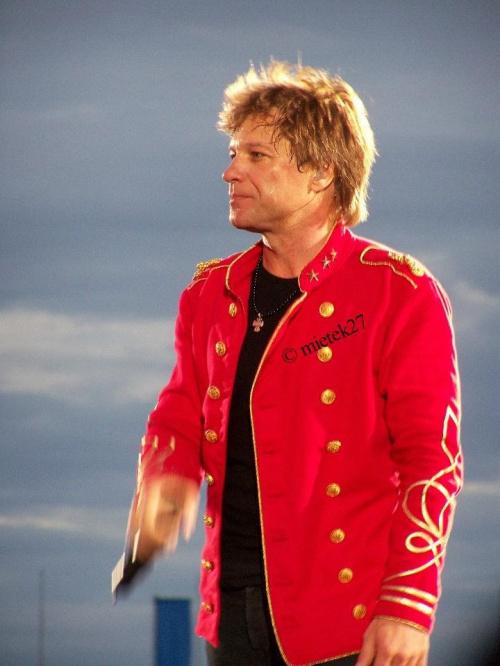 Jon Bon Jovi #BonJovi #JonBonJovi #koncert #live #Mannheim